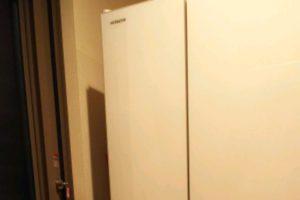 冷蔵庫横の隙間